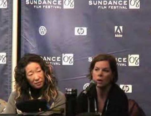 2008 Sundance Jury Members – DRAMATIC COMPETITION