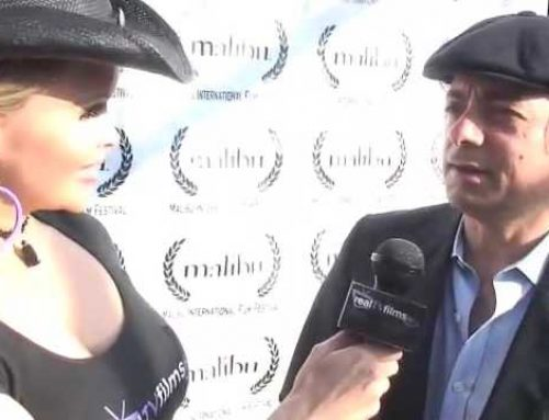 Mick Rossi – Red Carpet Malibu Film Festival
