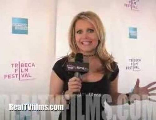 """The Objective"" with RealTVfilms / Tamara Henry – Tribeca Film Festival 2008"