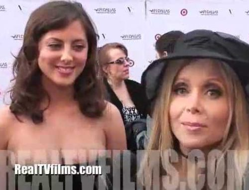 Eva Amurri – The Life Before Her Eyes Movie – AFI Dallas