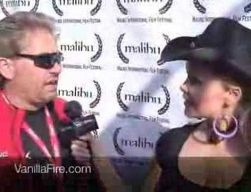 Steven C. Barber – Red Carpet Malibu Film Festival