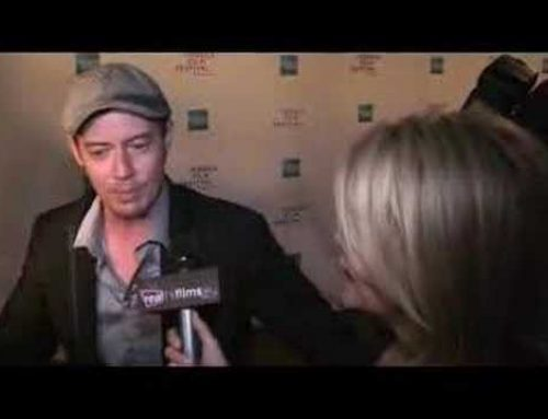 "Jason London – ""Killer Movie"" Red Carpet – Tribeca Film Festival 2008"