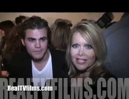 "Paul Wesley ,""Killer Movie"" Red Carpet, RealTVfilms, Tribeca Film Festival"