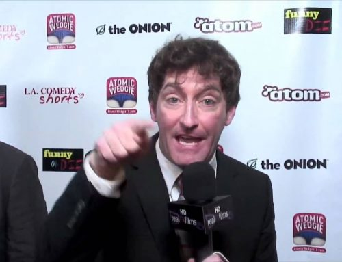 Tom Kenny ( Sponge Bob ) – Jill Talley – LA Shorts Comedy Film Festival