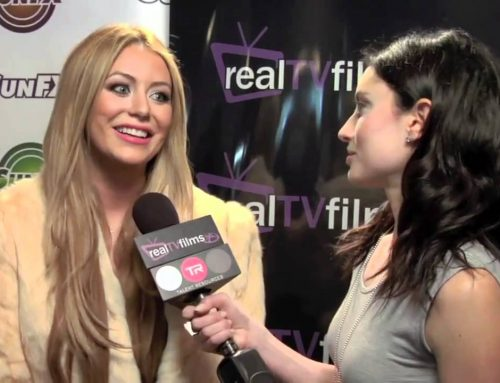 Aubrey O'Day, Oxygen Channel, All About Aubrey, RealTVfilms