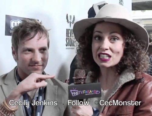 Michael Livingston, Ceciley Jenkins , HIP, LA Comedy Shorts 2011