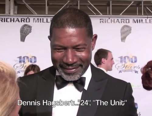 Dennis Haysbert, 24, The Unit, Allstate Commercials, Jennifer Lexon, RealTVfilms
