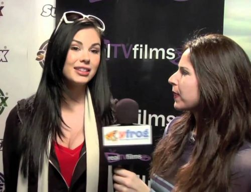 Jayde Nicole, Holly's World , E Channel, RealTVfilms