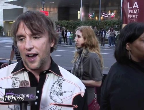 "Richard Linklater, Director ""Bernie"" , LA Film Festival"