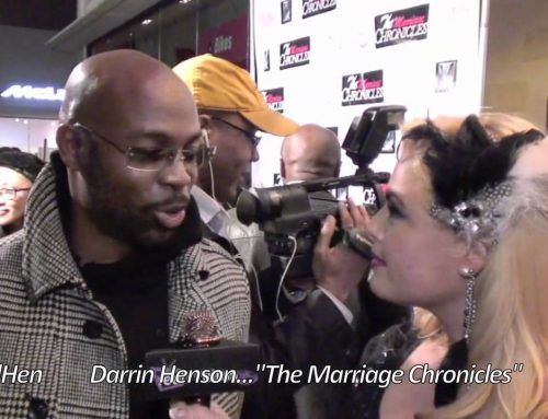Darrin Henson, Tia Barr, The Marriage Chronicles Premiere