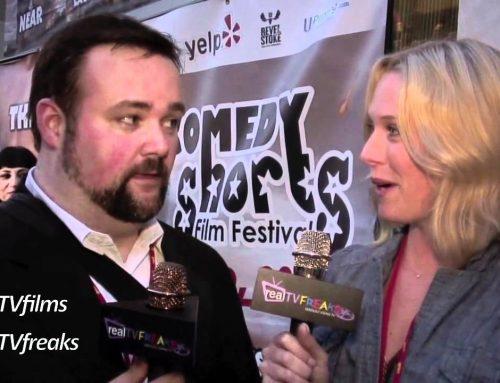 Haely White, Christy Lee Hughes, LA Comedy Shorts Awards 4-29-2012