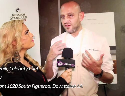 Alex Reznik, FigOly Restaurant, Luxe City Center Hotel, Celeste and Jesse Forever Premiere Party