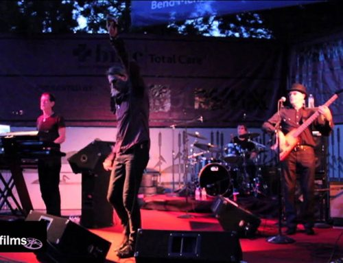 One Thing Leads To Another VIDEO The FIXX, Munch and Music Bend Oregon, RealTVfilms 2012
