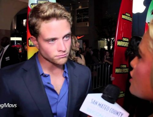 Jonny Weston, Chasing Mavericks