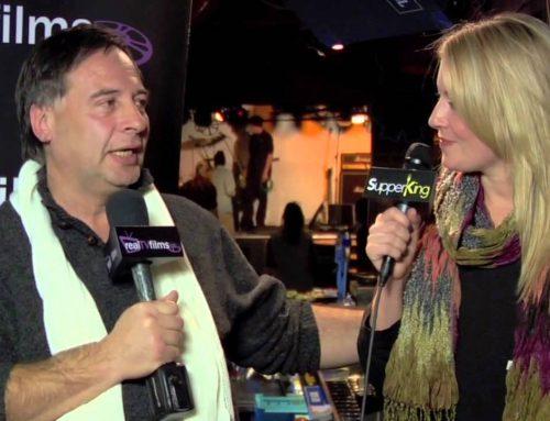 Alexander Kanevsky Artist, Tara Hunnewell, SOCIAL LODGE Platinum Sponsor, Sundance Film Festival 2013