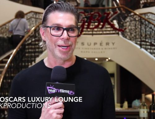 Chaz Dean, WEN Body & Hair Care, GBK Productions, Pre-Oscar Luxury Lounge 2019