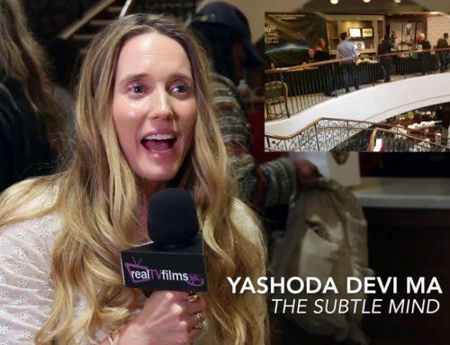 The Subtle Mind, Yashoda Devi Ma , GBK Productions Pre-Oscar Luxury Lounge