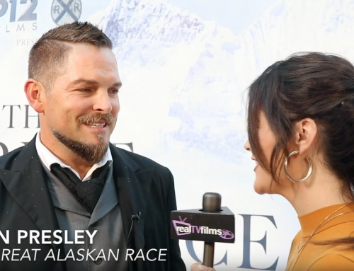 Brian Presley, The Great Alaskan Race, Red Carpet Premiere