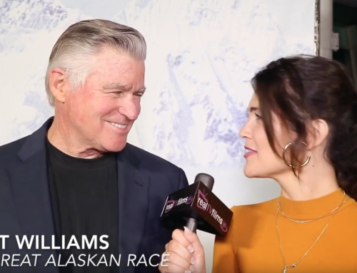 Treat Williams, The Great Alaskan Race, PR Jolson Creative