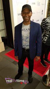 Kevin Eubanks, GBK Productions, AMAs Luxury Lounge & Party