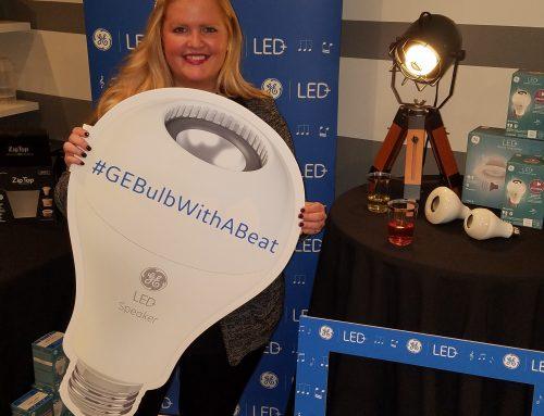 GE Lighting's LED+ Speaker Bulb, GBK Productions, AMAs 2019
