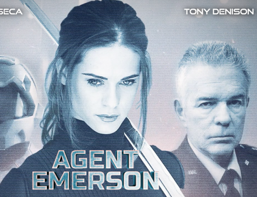 Agent Emerson Red Carpet Reel, Jolson Creative, Nadine Jolson