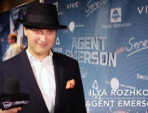 Ilya Rozhkov, Director, Agent Emerson