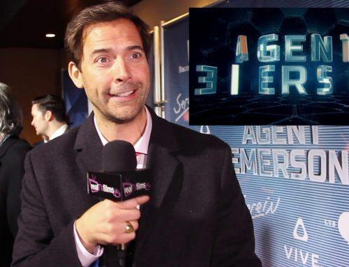 Andrew Bowen, Agent Emerson, VR Film, VR Filmmaking